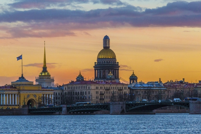 TOUR RUSSIA: SAN PIETROBURGO E MOSCA Tour Estero