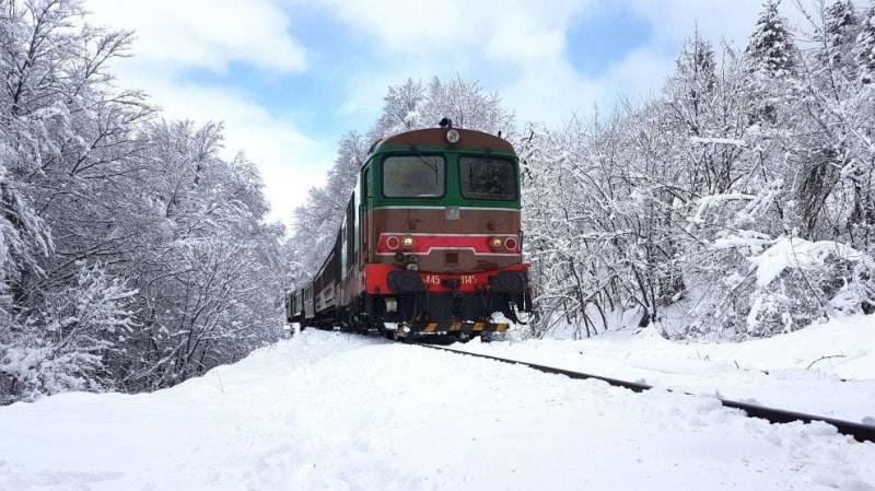 TRENO STORICO Transiberiana d'Abruzzo