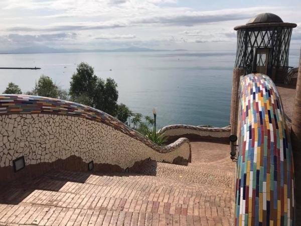 COSTIERA AMALFITANA, VIETRI SUL MARE E SALERNO Tour Italia