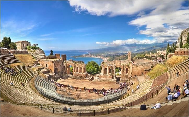Tour della Sicilia Tour Italia