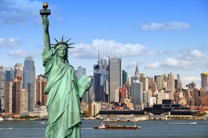 VIAGGIO IN AMERICA: TOUR DELL'EST - PARTITO